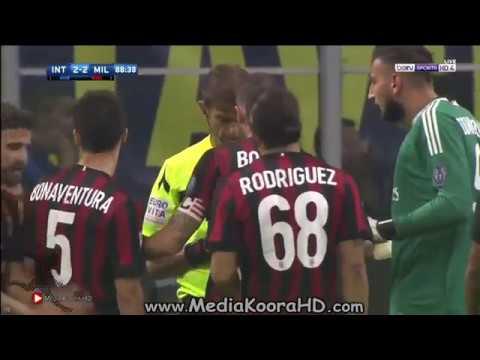 مصر اليوم - شاهد  أهداف ديربي الغضب بين ميلان وانتر ميلان في الدوري الإيطالي