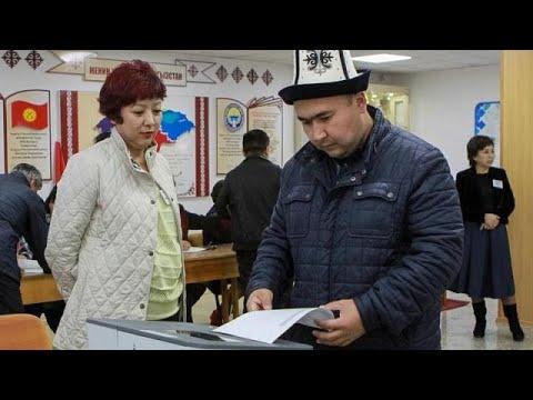 مصر اليوم - شاهد قرغيزستان تنتخب رئيسا جديدا للبلاد