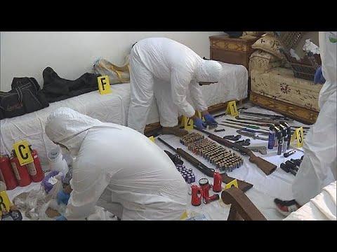 مصر اليوم - تفكيك خلية إرهابية من 11 شخصا