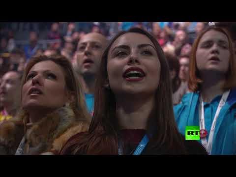 مصر اليوم - شاهد مراسم افتتاح المهرجان العالمي للشباب والطلبة
