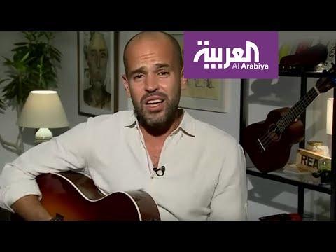 مصر اليوم - شاهد الفنان المصري أبو يتحدّث عن نجاح 3 دقات