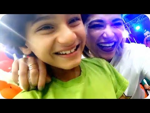 مصر اليوم - شاهد أولاد نهى نبيل يرقصون على الأغاني الشعبية المصرية