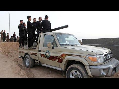 مصر اليوم - شاهد تصعيد أمني خطير بين القوات العراقية والبشمركة في كركوك