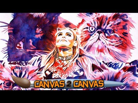 مصر اليوم - شاهد رسام الاتحاد يبدع بلوحة فنية جديدة للمصارعة ناتاليا
