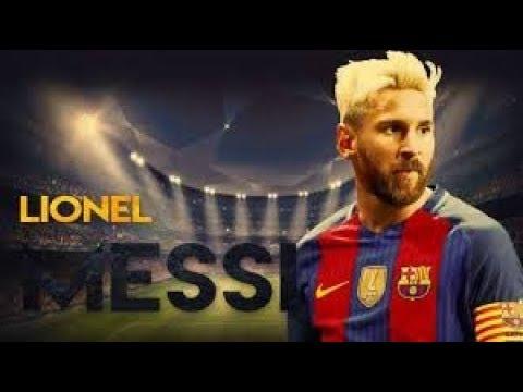 مصر اليوم - شاهد احتفالية برشلونة بأول مشاركة لميسي مع الفريق الأول