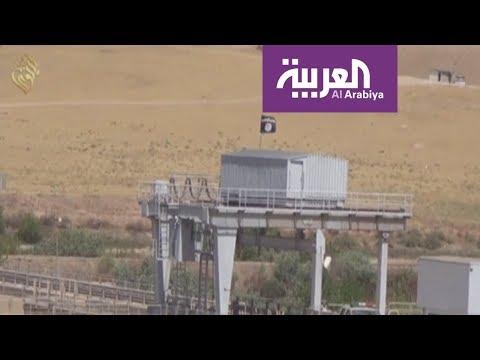 مصر اليوم - شاهد الرقعة الجغرافية لتنظيم داعش تتقلص في سورية والعراق