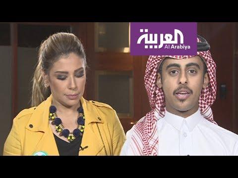 مصر اليوم - شاهد 25 سؤالا مع الناشط السعودي عبد العزيز العقلا