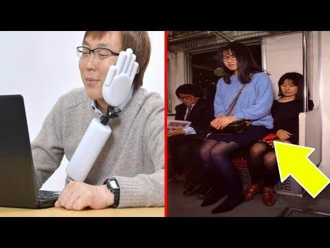 مصر اليوم - شاهد  ٢٠ اختراعًا غريبًا ومذهلًا لن تجده إلا في اليابان