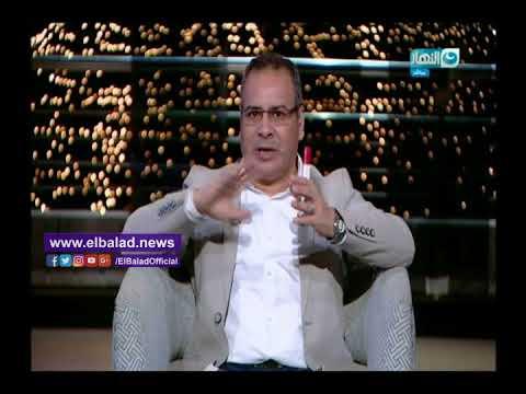 مصر اليوم - شاهد  القرموطي يتعرض لموقف محرج على الهواء مباشرة