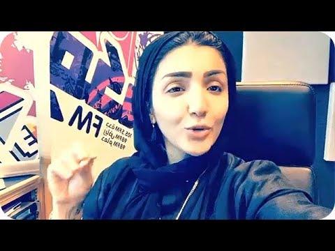 مصر اليوم - بالفيديو أميرة العباس تنشد قصيدة رائعة