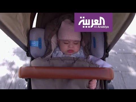 مصر اليوم - بالفيديو ابتكار وسادة تحمي الرضع من التلوث