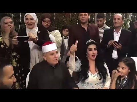 مصر اليوم - شاهد ما قالته سمية الخشاب بعد قرانها على أحمد سعد
