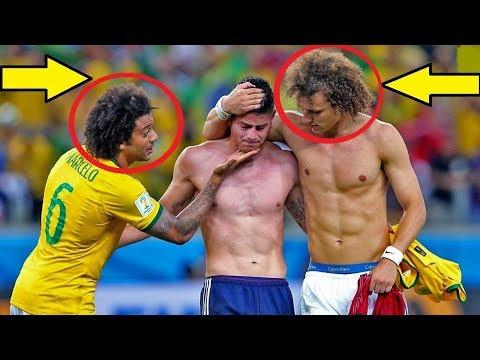 مصر اليوم - شاهد لحظات جميلة ومؤثرة في كرة القدم