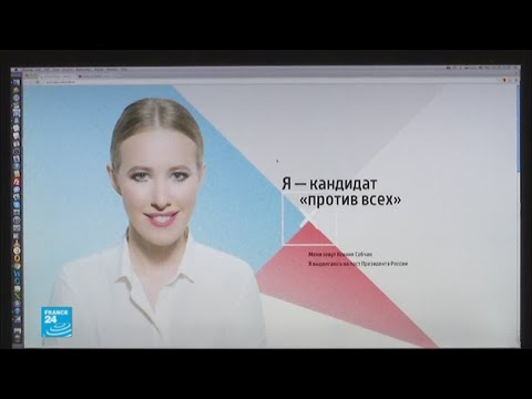 مصر اليوم - شاهد السيرة الذاتية للروسية كسنيا سوبتشاك
