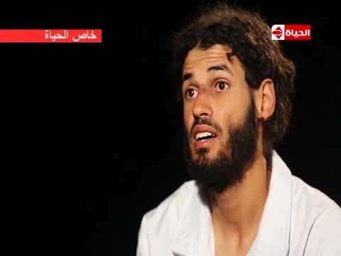 شاهد إرهابي الواحات الليبي لـ عماد أديب عن قتل الأبرياء  انت بتتكلم من ناحية عاطفية