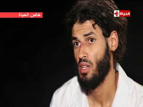 شاهد إرهابي الواحات الليبي يصدم عماد أديب الرسول قتل أعمامه