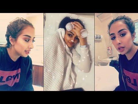 فرح الهادي تحرج اختها شوق اخاف حامل وخاشة علي