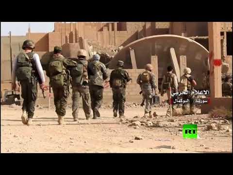 الجيش السوري يواصل عملياته شرق البلاد