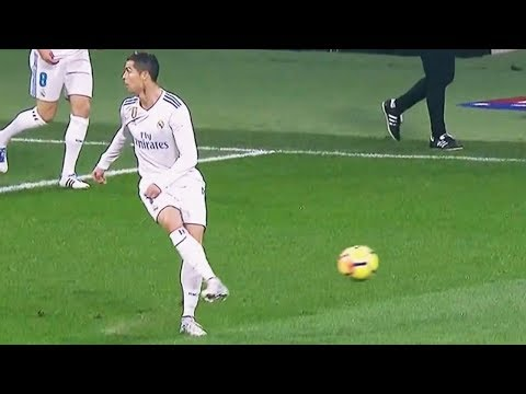 شاهد أغرب التمريرات غير المتوقعة في مباريات كرة القدم
