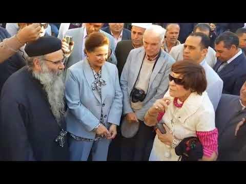 شاهد أحفاد شامبليون يحتفلون بمناسبة مرور ٢٠٠عام على فك رموز حجر رشيد