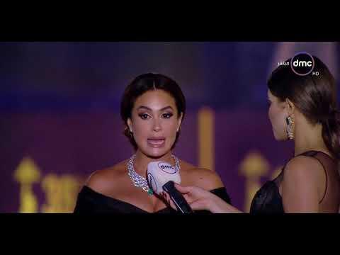 شاهد لقاء مع الفنانة الجميلة هند صبري في مهرجان القاهرة السينمائي