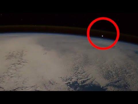 جسم غريب يخترق الغلاف الجوي للأرض يثير ضجة