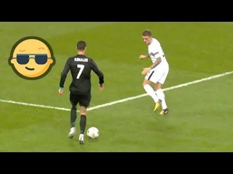 شاهد أفضل المهارات المهينة في كرة القدم 2018