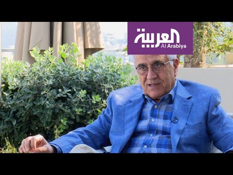 الرئيس اللبناني السابق في حرب الكترونية