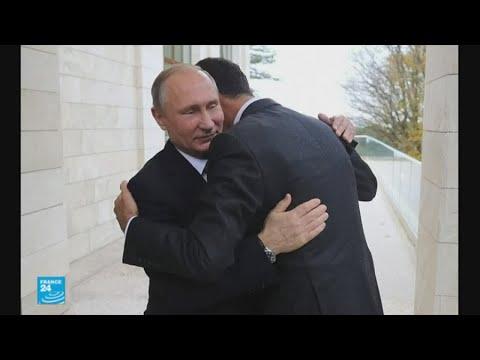 شاهد أهم ملفات زيارة الرئيس الأسد إلى روسيا