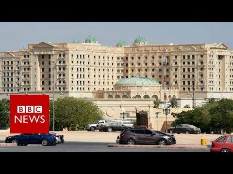 مكان احتجاز المسؤولين السعوديين في ريتز كارلتون
