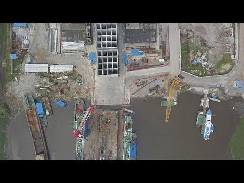 شاهد ميناء أبيدجان يتوسع ويتعمق مع النمو الاقتصادي