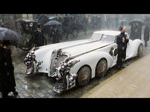 شاهد أكثر السيارات ندرة في التاريخ