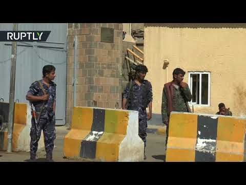 شاهد روسيا تعلق عمل بعثتها الدبلوماسية في صنعاء