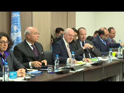 شاهد  المعارضة السورية تؤكّد أنّ موسكو تدير كواليس جنيف