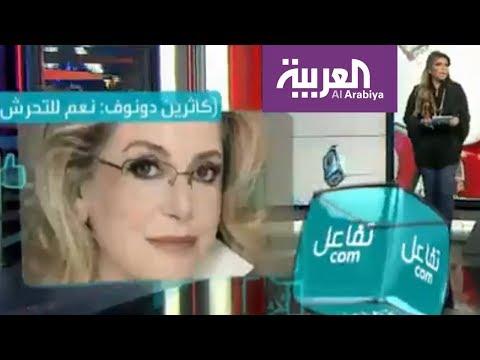 شاهد فنانة شهيرة تدافع عن المتحرشين وتنتقد الحملات ضدهم