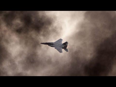 شاهد الجيش الإسرائيلي يعلن سقوط إحدى طائراته خلال عملية في سورية