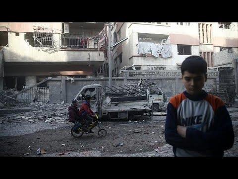 شاهد الأطفال أول ضحايا الحروب والنزاعات
