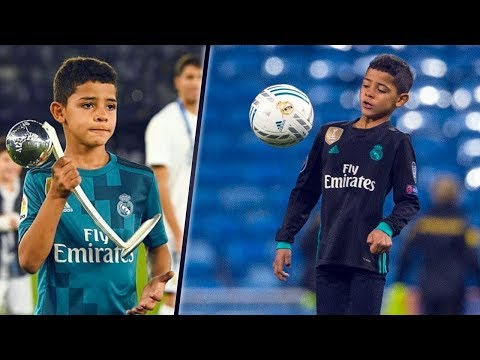شاهد كريستيانو جونيور وأفضل مهارات وأهداف 2018