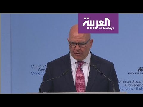 شاهد واشنطن تتوعّد طهران من مؤتمر ميونيخ
