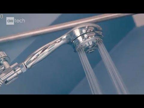 شاهد ابتكار جهاز يراقب الاستهلاك الشخصي من المياه  في أميركا