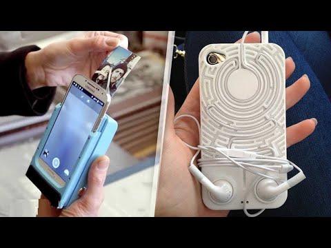 بالفيديو 8 تطورات في إطارات الهواتف الخلوية