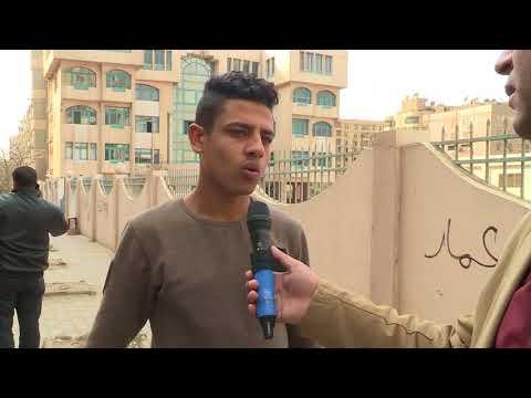 شاهد توقيف باقي المتهمين في واقعة السطو على مدرسة في مدينة نصر