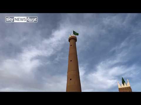 بالفيديو جولة نهائية في أجنحة مهرجان الجنادرية 32