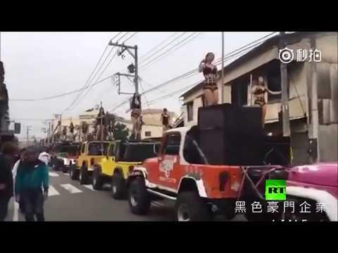 شاهد سارت جنازة موسيقية في الصين