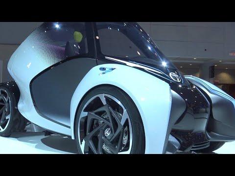 بالفيديو تعرف على أصغر السيارات المستقبلية ستذهلك بتصميمها