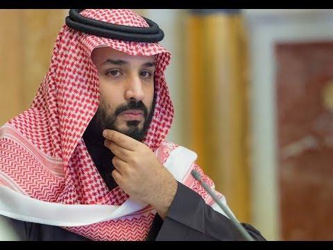 شاهد ردة فعل محمد بن سلمان على صحافي يصرخ عليه لحل مشكلة اليمن