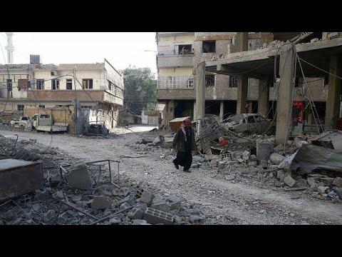 شاهد أميركا تعلن استعدادها للتدخل في سورية