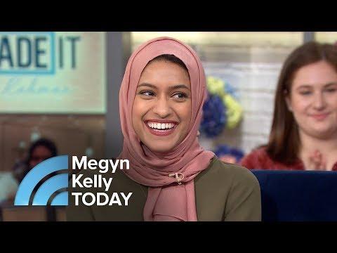 أول مراسلة محجبة تظهر على شاشات التليفزيون الأميركي