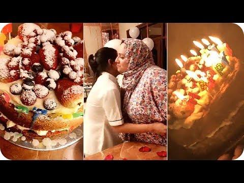 شاهد الفنانة أحلام تُفاجئ مديرة أعمالها مها الحاج بعيد ميلادها