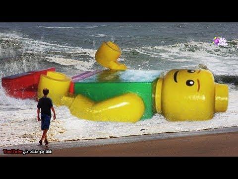 أغرب 10 أشياء قذفت بها الأمواج إلى الشاطىء